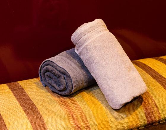 Formule Complémentaire avec serviette de bain