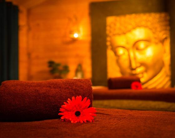 Massage bien-être au Centre Wellness Ô d'Ambiance