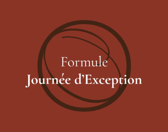 Formule Journée d'Exception Centre Bien-ëtre Ô d'Ambiance